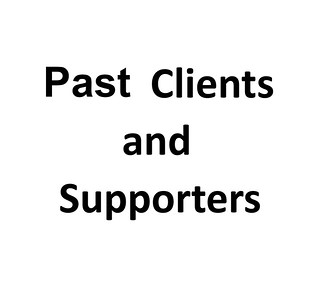 Past Clients and Supporters