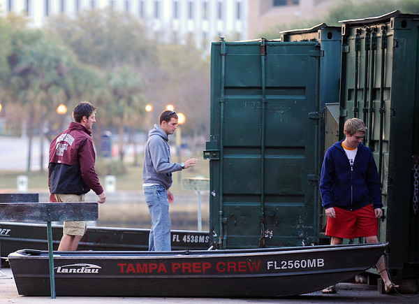 Tampa Prep vs. Hillsborough HS - Feb. 28, 2009
