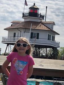 2019 Lexi Sleepover / Calvert Marine Museum (April 2019)