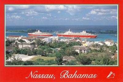 Bahamas With Ships