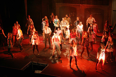 Kiss Me Kate (Third Night - Act 2) - 25 March 2010