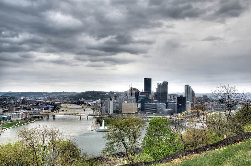 Dramatic Pittsburgh