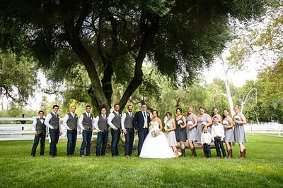 Adrianna & Matt - Bridal Party