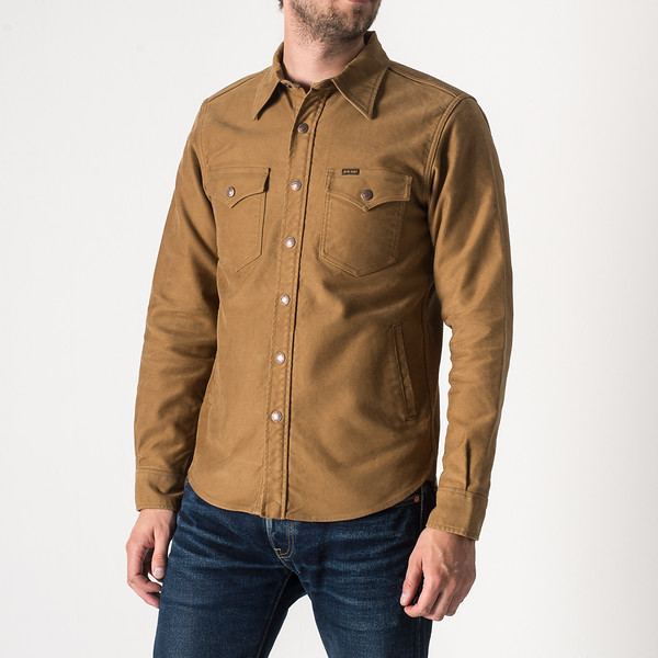 Brown Heavy Moleskin CPO Shirt-Jacket-28.jpg