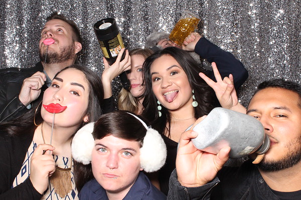 Lucas Public Affairs Holiday Party 2018