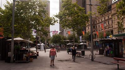 Sydney, Manly visit