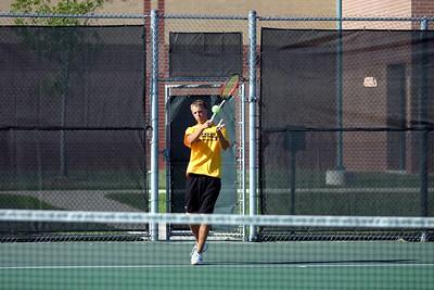 Avon v Brownsburg - Tennis - Boys