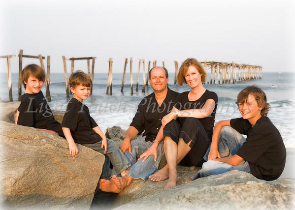 The Tate Family Ocean City NJ