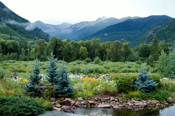 Aspen CO 2014 and the Frying Pan River