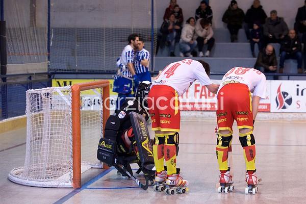 Quarti di finale: Admiral Valdagno vs Hockey Bassano
