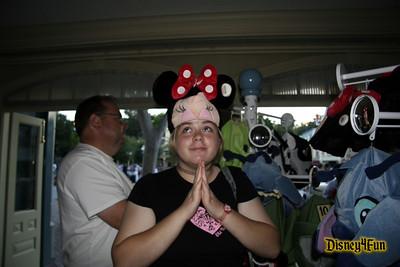 Disneyland May 2006