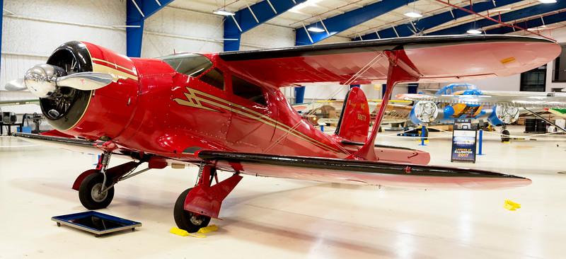 "Beechcraft D17 ""Staggerwing"""