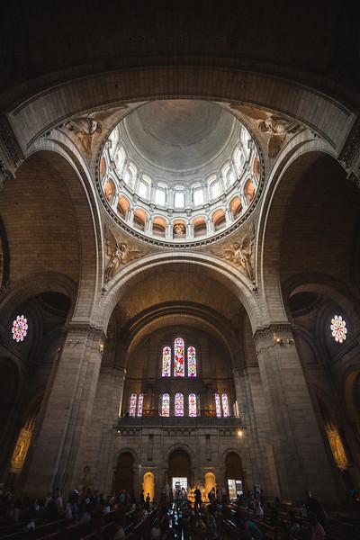 Sacre-Coeur Dome