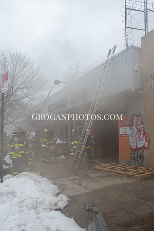 Brooklyn 3rd Alarm Box 1083 183 Empire Blvd 2/22/21