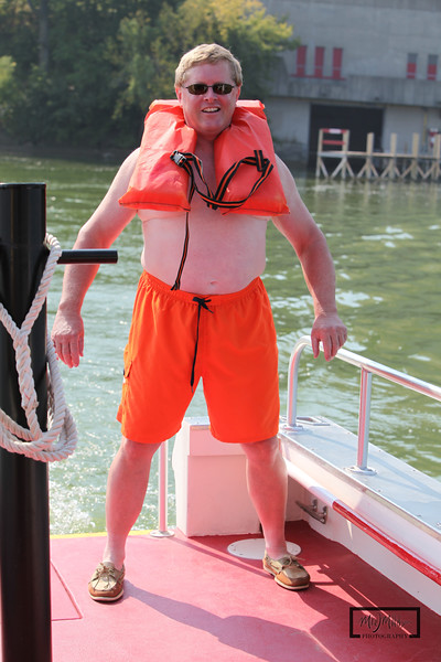 Lake Mendota: Kleppe Sea Ray