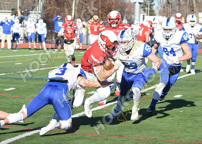 Milford - Attleboro Football 03-13-21