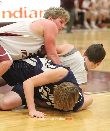 Odessa/Watkins Basketball 1-16-15
