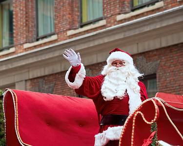 2015 Help Santa Toy Parade Ottawa