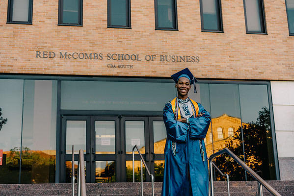 Jeremiah Graduation