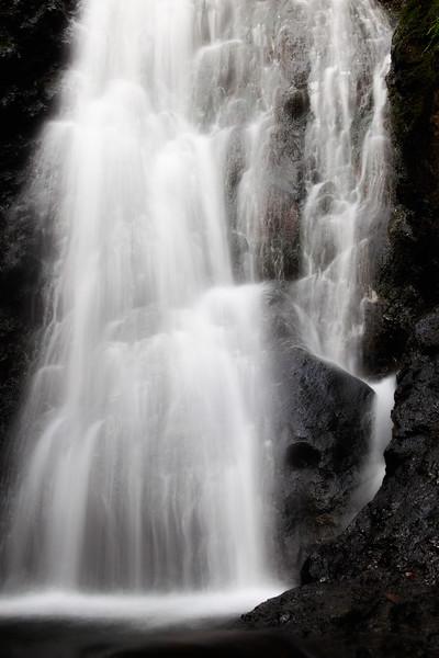 Basin Falls 2, Uvas Canyon County Park, 2010