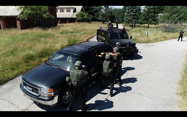 Cuyahoga County Sheriff's Department SWAT