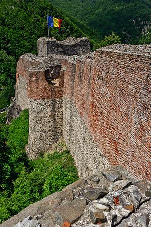 Cetatea Poenari, Arges - Romania