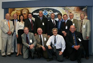 NOAA-Navy League Luncheon for Vice Adm. Lautenbacher