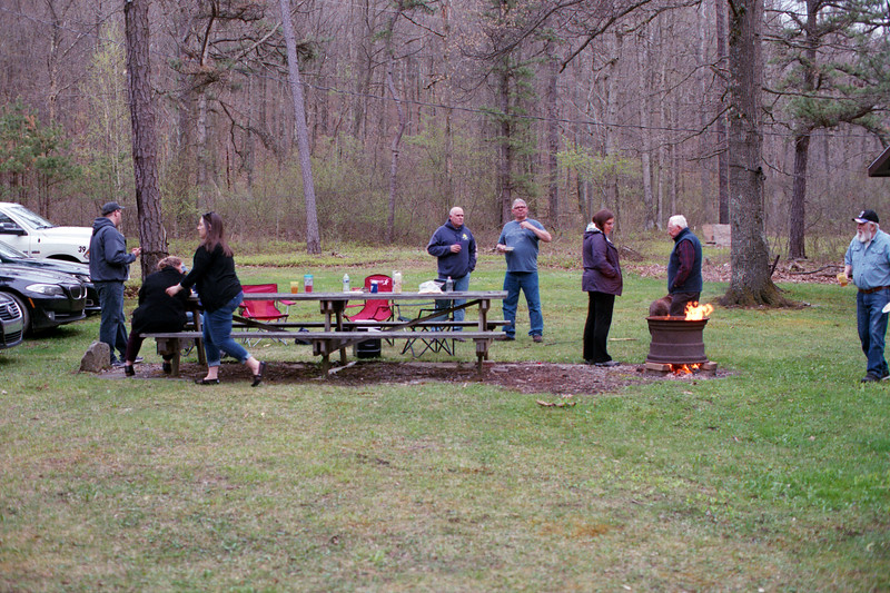 Outside Camp-Krotchkey