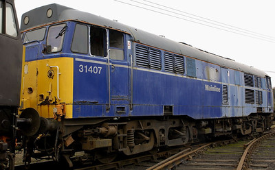 Barrow Hill diesels, 2006