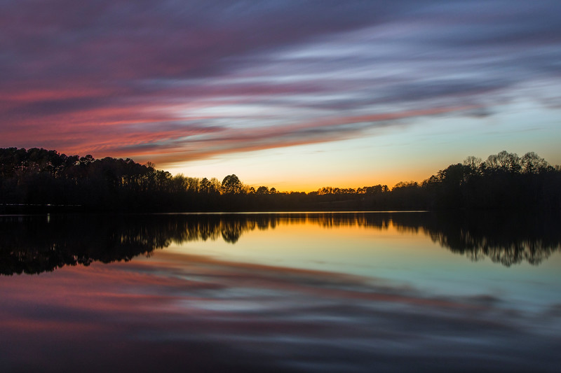 Lake Bandt Sunset