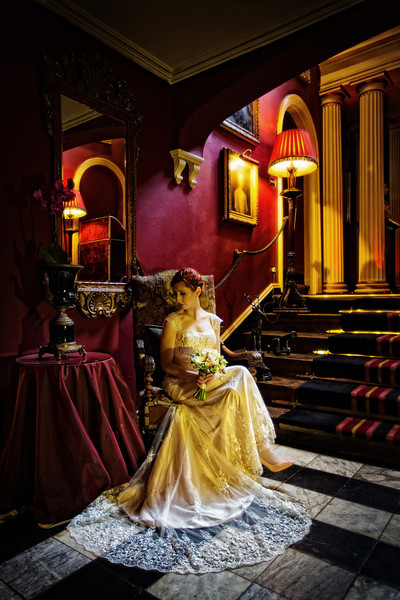 Theatrical Wedding Images