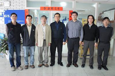 20121206 日本京都大學防災研究所藤田正治教授來訪