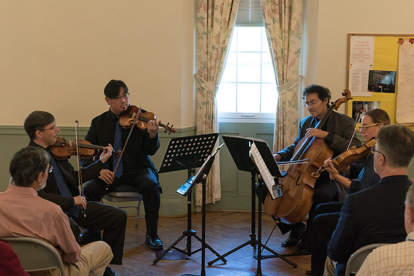 The Azimuth String Quartet