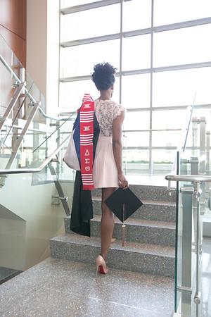V170311 Shelanda Frazier Graduation Shoot