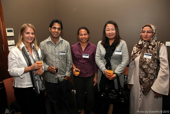 Canberra networking - March