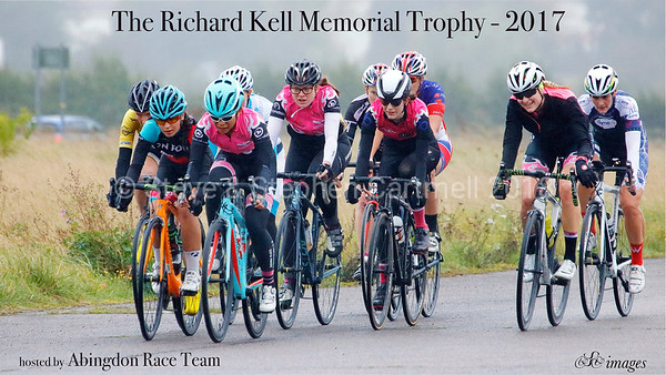The 2017 Richard Kell Memorial Trophy.