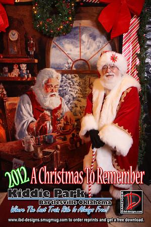 KiddiePark Santa 12-21-12