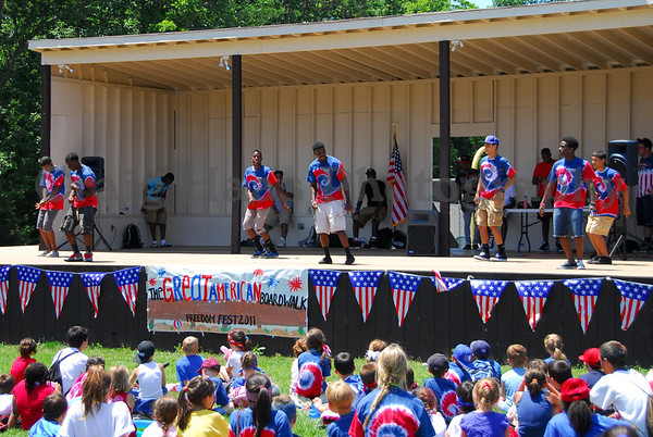 Freedom Fest - Freehold Twp Rec Camp - '11