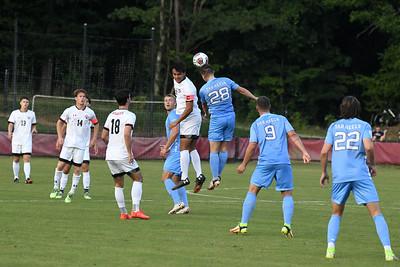 Men's Soccer vs. UNC Chapel Hill