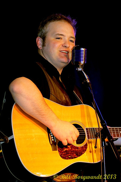 Mike Dunn - Food Bank Fund Raising concert at the Blue Sky Cafe