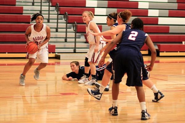 Pierce vs. Bellevue 12-13-08