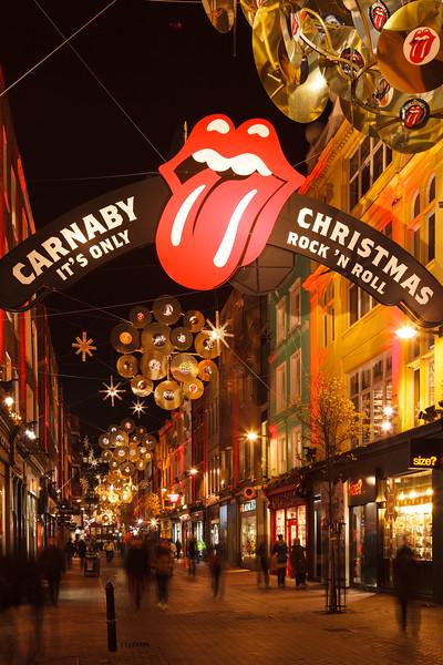 Christmas on Carnaby Street