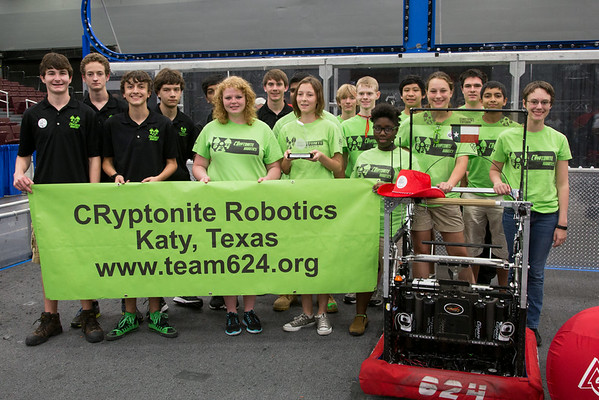Texas Robot Roundup - Team 624 Photos 8-2-14