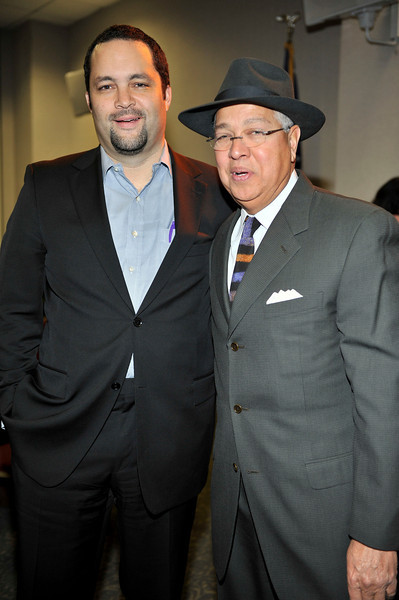 FORD MOTOR COMPANY SPONSORS 5TH ANNUAL NAACP IMAGE AWARDS HOLLYWOOD SYMPOSIUM HELD AT THE ACADEMY OF TELEVISION ARTS & SCIENCES AT THE GOLDENSON THEATRE IN NORTH HOLLYWOOD CALIFORNIA ON FEBRUARY 9, 2009BEN JEALOUS AND  BERNARD KINSEY