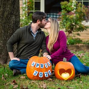 Eva & Matt's Pregnancy Announcement Portraits