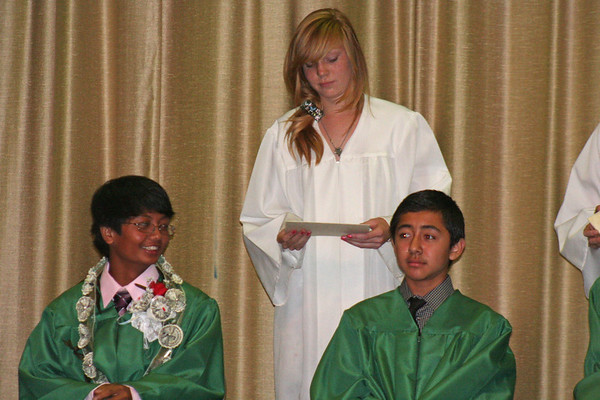 2012 8th Grade Promotion
