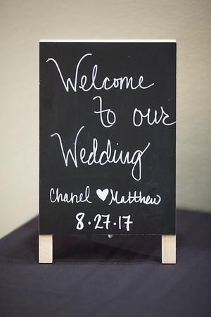 C & M Wedding by Patricia