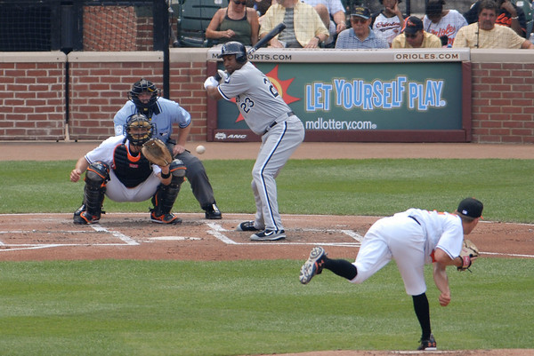 Chicago White Sox at Baltimore Orioles