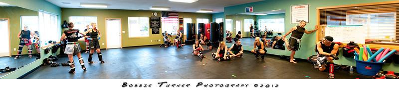 Black Belt Sparring 5/3/12