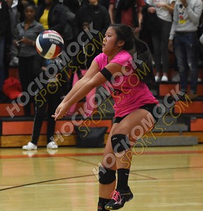 Stoughton - Middleboro Volleyball 11-5-18
